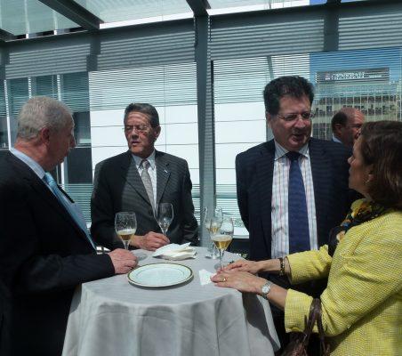 Norman Garcia Paz, Francisco Fuenzalida y carla María Rodríguez Mancía