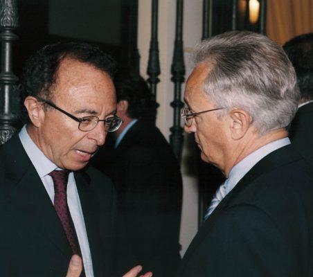 Guillermo Ortiz y Ángel Durández