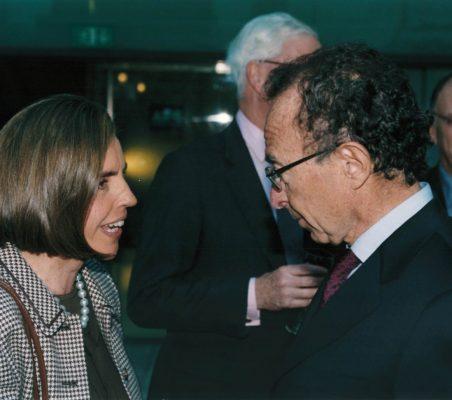 Leonor Ortiz Monasterio y Guillermo Ortíz