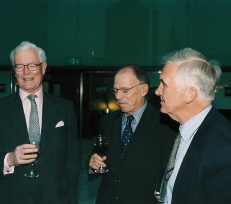 Douglas Hurd, Tristan Garel Jones