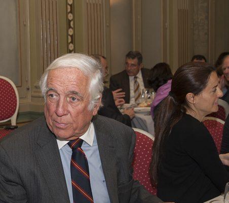 Carlos Espinosa de los Monteros y Bárbara Navarro