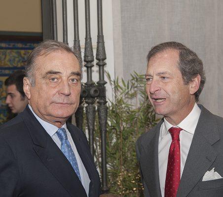 Carlos Fernández-Lerga y Borja Baselga