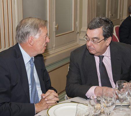 Carsten Moser y Raimundo Pérez Hernández