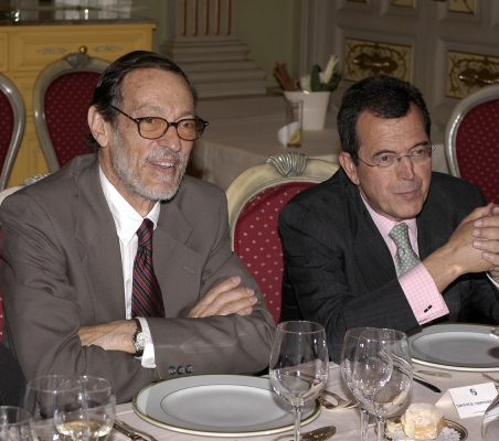 Emilio Cassinello y Santiago Martínez Lage