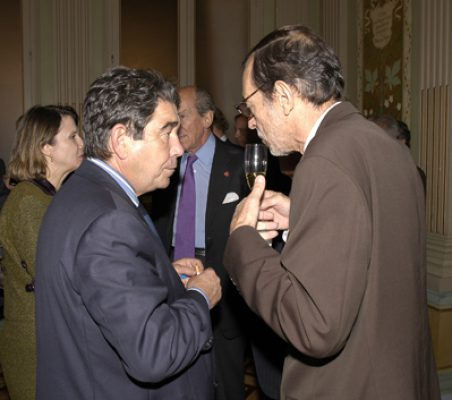 Tom Burns y Emilio Cassinello