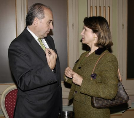 Miguel Vergara y Asunción Valdés
