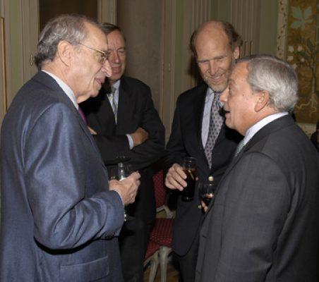 Felipe Fernández Fariña Carsten Moser Felipe Fernández Atela  y Carlos Solchaga