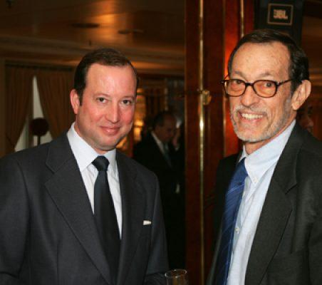 Félix Losada y Emilio Cassinello