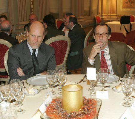 Felipe Fernández Atela y Emilio Cassinello