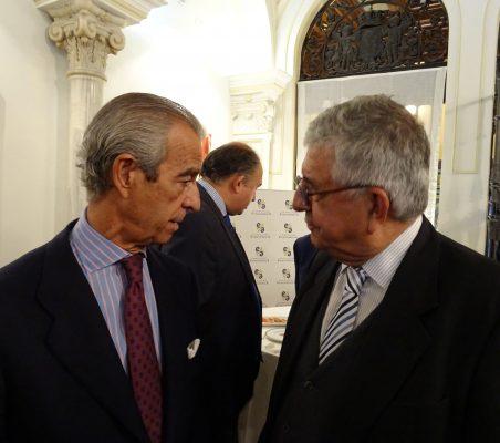 Francisco de Bergia y Fernando Labrada