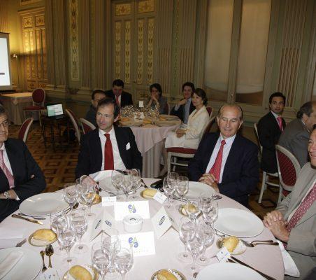 Fernando Ruiz Borja Baselga, Bernard Jeux, y Casrsten Moser,