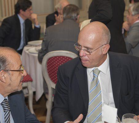 Francisco Galindo y Juan Miguel Márquez