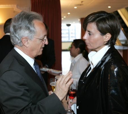 Ángel Durández y Olga Cuenca
