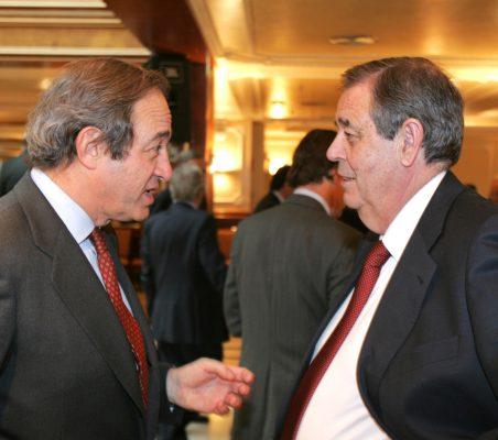 Claudio Boada y Juan Badosa