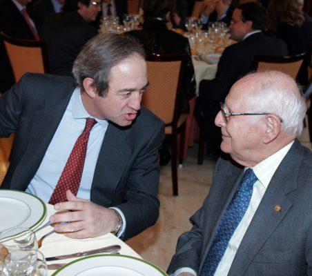 Claudio Boada y Enrique Borgo