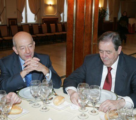 Manuel Acero y Juan Badosa