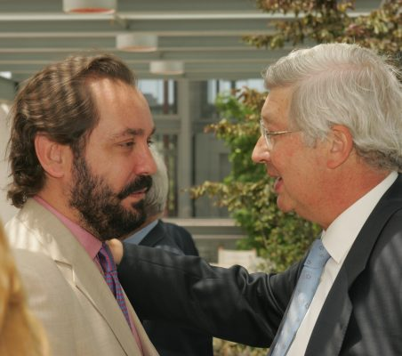 Ramón Pérez Maura y Rafael Puyol