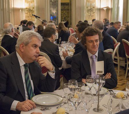 Gonzalo Babé y Alberto Silleras