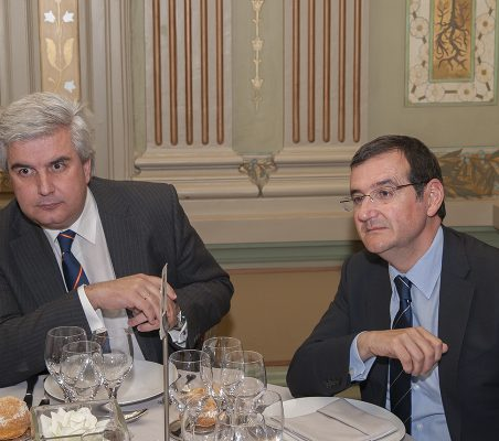 Gonzalo Babé y Francisco Hortigüela Martos