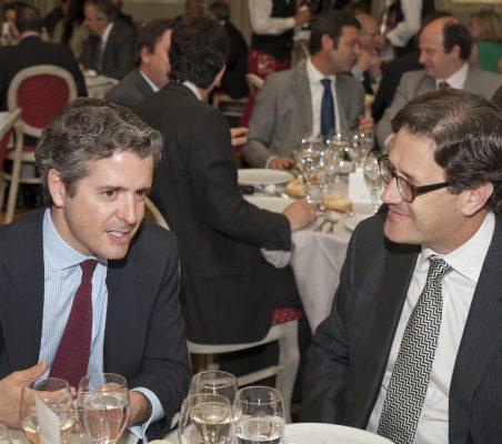 Gonzalo Fournier y José Antonio Llorente