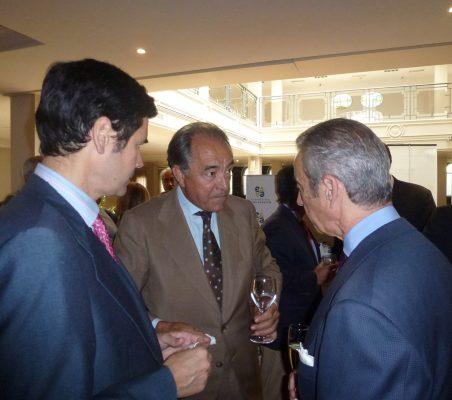 José María Sanz Magallón Jesús Banegas y Francisco de Bergia