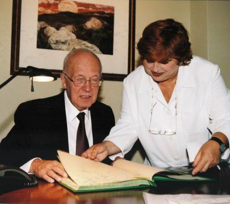 Helmut Schlesinger Y María Jesús Escribano