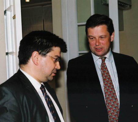 Helmut S. y Nigel Lawson (5)