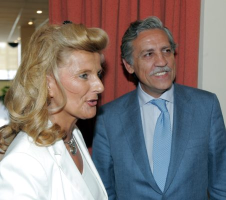 Isabel Tocino y Diego López Garrido
