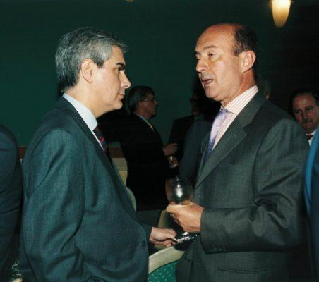 Miguel Gil y Miguel Iraburu