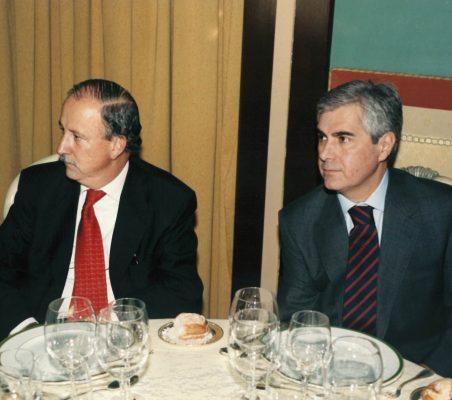 Luis Esteban Echevarría y Miguel Gil