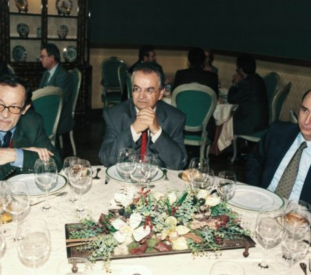 Emilio Cassinello, Antonio Fernández Gil,Fernando Conte