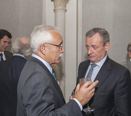 José Eladio Seco, y Juan Socías