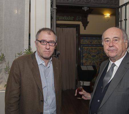 José Luis Acosta y Miguel Vergara