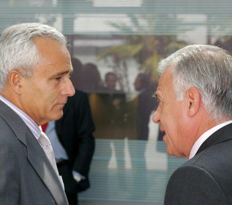 José Eladio Seco y Antonio Gracia