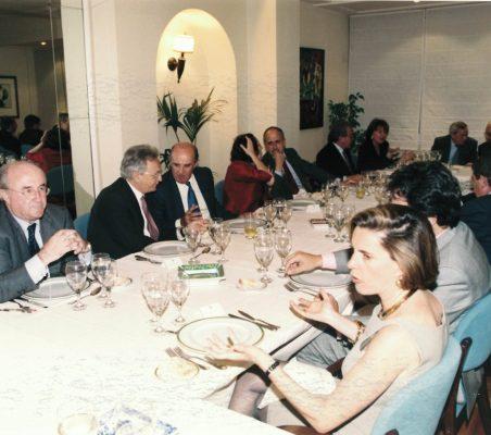 Joseph Stiglitz y Theo Waigel (6)