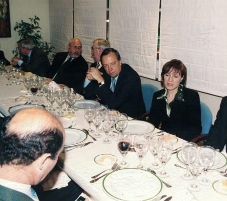 Joseph Stiglitz y Theo Waigel (8)