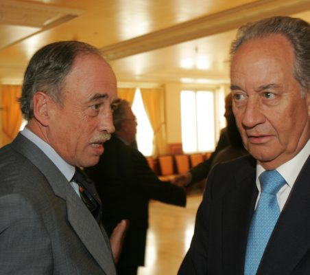 Juan Socías y Juan Miguel Villar Mir