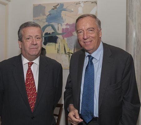 Julian Efren Ossa y Carsten Moser