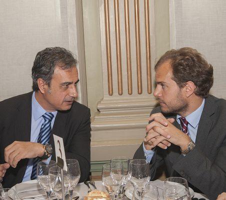 Luis Fernando Álvarez- Gascón y Guillermo Aparicio