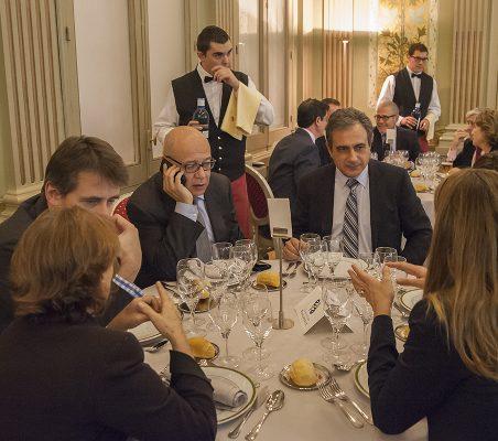 Luisa Peña, Matthew Desoutter, Eduardo Bonet, Luis Fernando Álvarez- Gascón