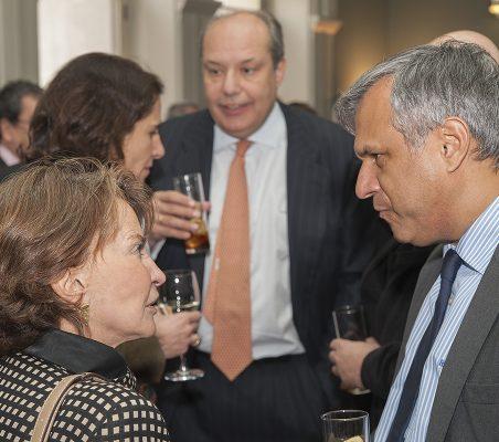 Luisa Peña y Marcelo Risi