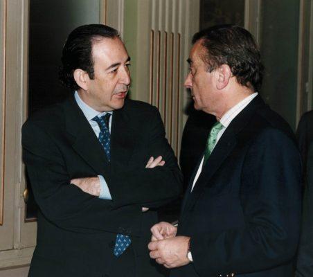 Carlos López Blanco  y Carlos Fernández Lerga
