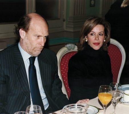 Felipe Fernández Atela y Noemí Sanín