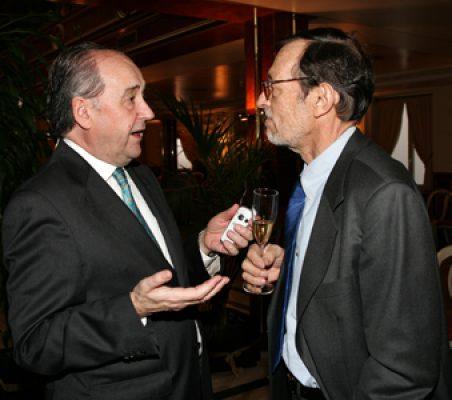 Miguel Vergara y Emilio Cassinello