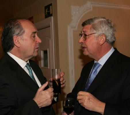 Miguel Vergara y Rafael Puyol