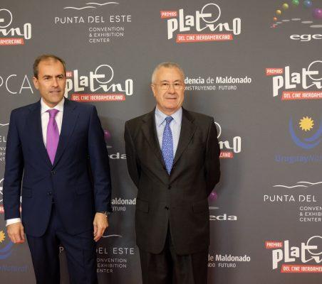 Miguel Ángel Benzal y Salvador Arriola