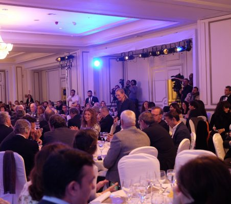 Gala Premios PLATINO