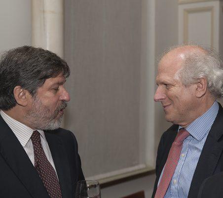 Paulo Cesar de Oliveira Campos, Carlos Malamud