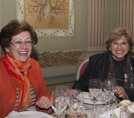 Pilar Zugaza y Mª Jesús Escribano