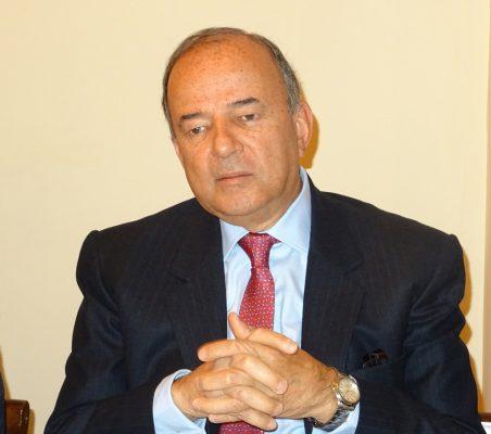Claudio de la Puente Ribeyro, Embajador del Perú en España